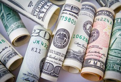 Fiat-Geld Dollar